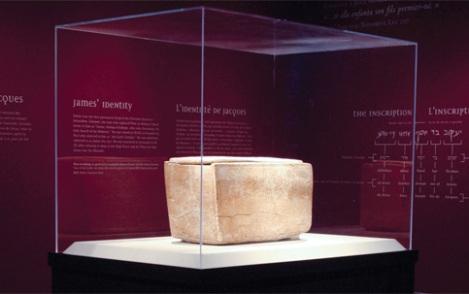 ossuario de tiago